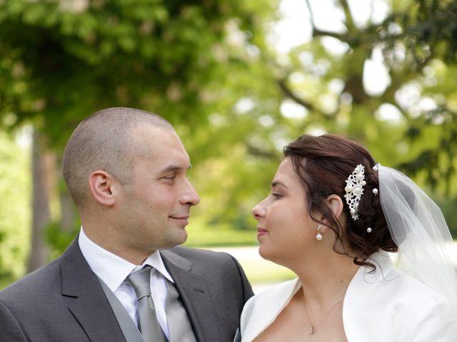 Le mariage de Stéphanie et Gérald