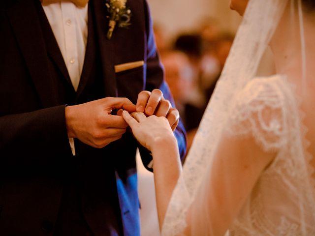 Le mariage de Sébastien et Emma à Saint-Laurent-de-Chamousset, Rhône 20