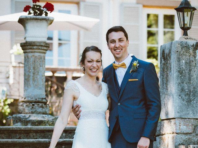 Le mariage de Sébastien et Emma à Saint-Laurent-de-Chamousset, Rhône 31