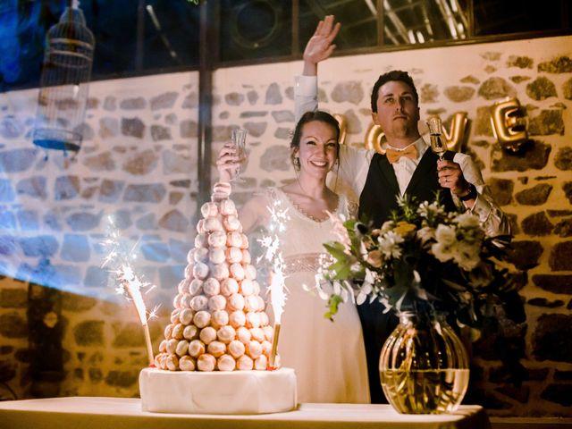Le mariage de Sébastien et Emma à Saint-Laurent-de-Chamousset, Rhône 47