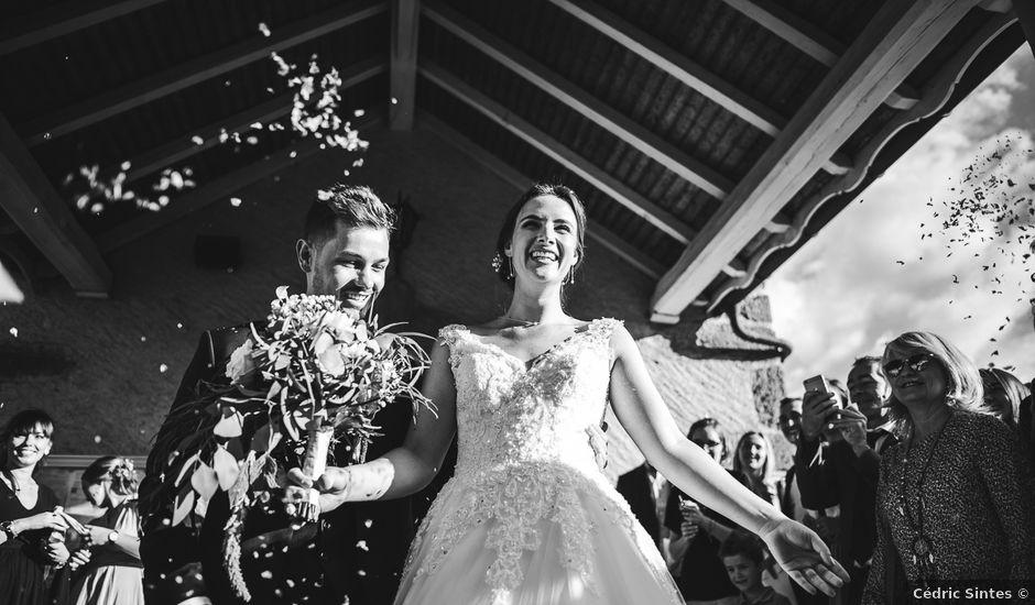 Le mariage de Guillaume et Charlène à Douvaine, Haute-Savoie