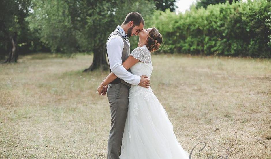 Le mariage de Stéphanie et Vincent  à Le Bar-sur-Loup, Alpes-Maritimes