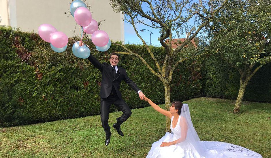 Le mariage de Mathieu et Dorine à Bétheny, Marne