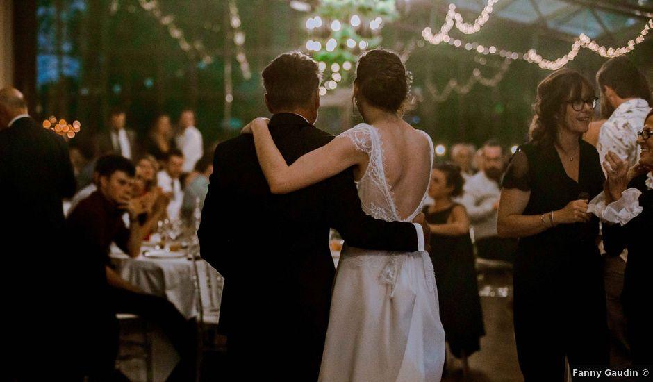 Le mariage de Sébastien et Emma à Saint-Laurent-de-Chamousset, Rhône