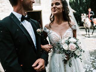 Le mariage de Valentina et Charles