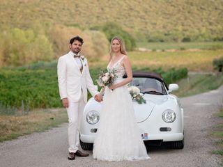 Le mariage de Laura et Mathieu