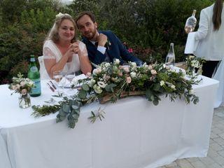 Le mariage de Francois Xavier et Armelle