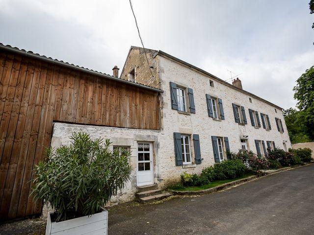 Le mariage de Guillaume et Stéphanie à Festigny, Yonne 2