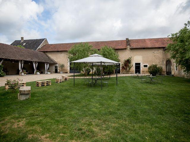 Le mariage de Guillaume et Stéphanie à Festigny, Yonne 3
