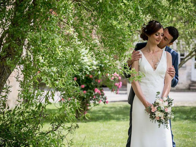 Le mariage de Stéphanie et Guillaume