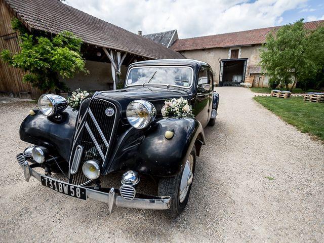 Le mariage de Guillaume et Stéphanie à Festigny, Yonne 42