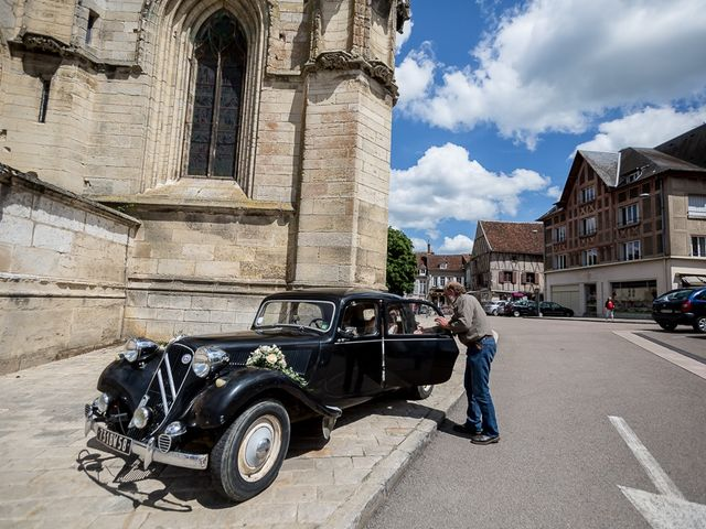 Le mariage de Guillaume et Stéphanie à Festigny, Yonne 44