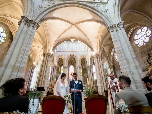 Le mariage de Guillaume et Stéphanie à Festigny, Yonne 47