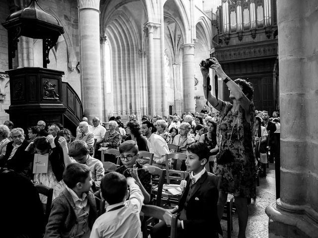 Le mariage de Guillaume et Stéphanie à Festigny, Yonne 48