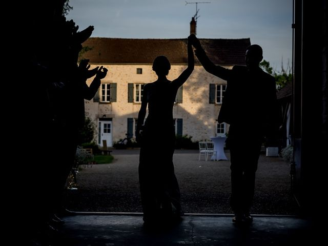 Le mariage de Guillaume et Stéphanie à Festigny, Yonne 59