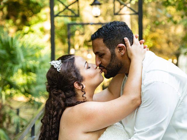 Le mariage de Linda et Nabil