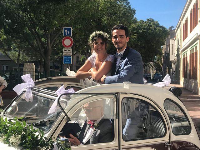 Le mariage de Adélaïde  et Mathieu