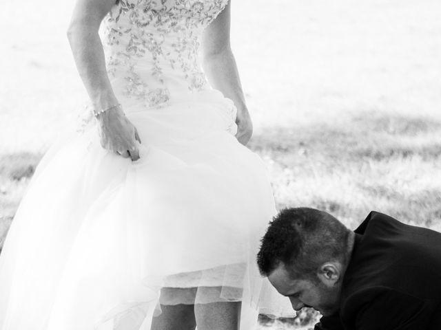 Le mariage de Olivier et Christelle à Bonnemain, Ille et Vilaine 10