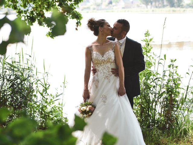 Le mariage de Olivier et Christelle à Bonnemain, Ille et Vilaine 11