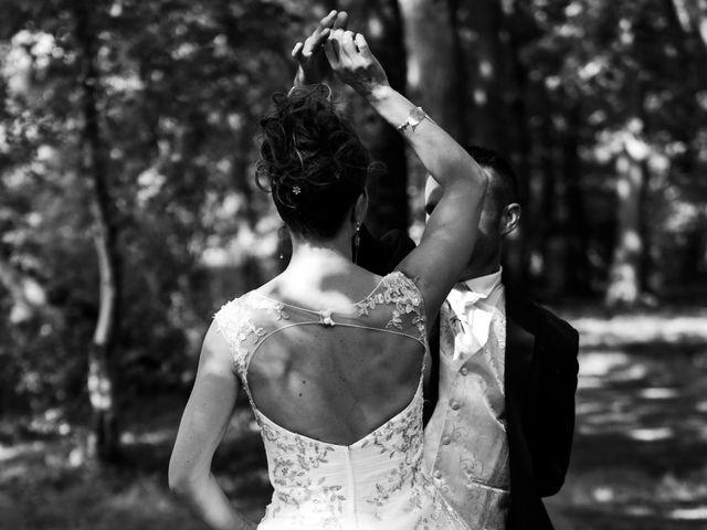Le mariage de Olivier et Christelle à Bonnemain, Ille et Vilaine 14