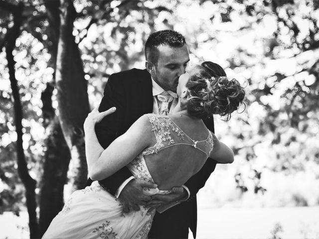 Le mariage de Olivier et Christelle à Bonnemain, Ille et Vilaine 15