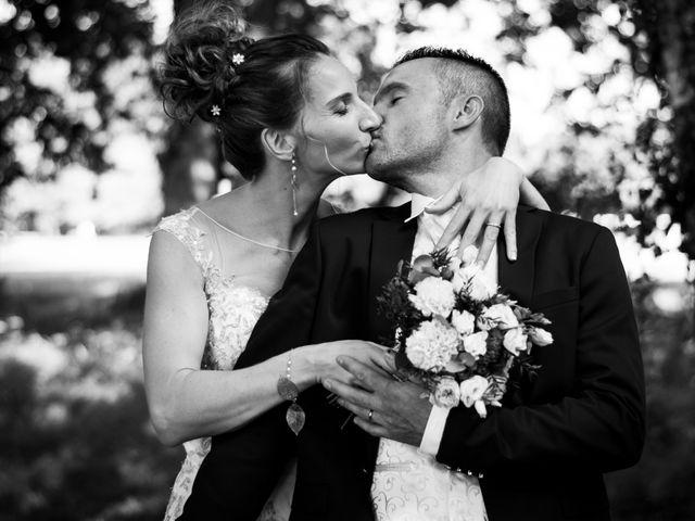Le mariage de Olivier et Christelle à Bonnemain, Ille et Vilaine 1