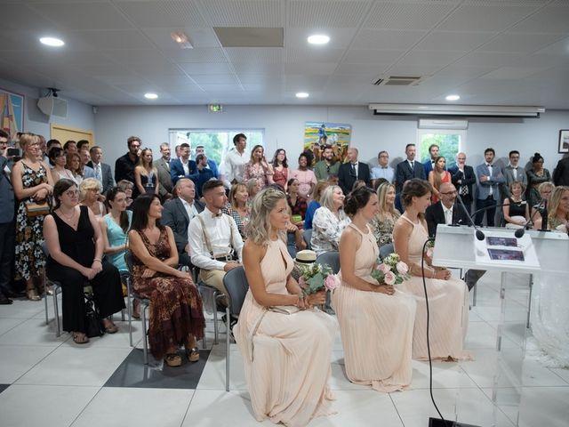 Le mariage de Mathieu et Laura à Saint-Gély-du-Fesc, Hérault 8