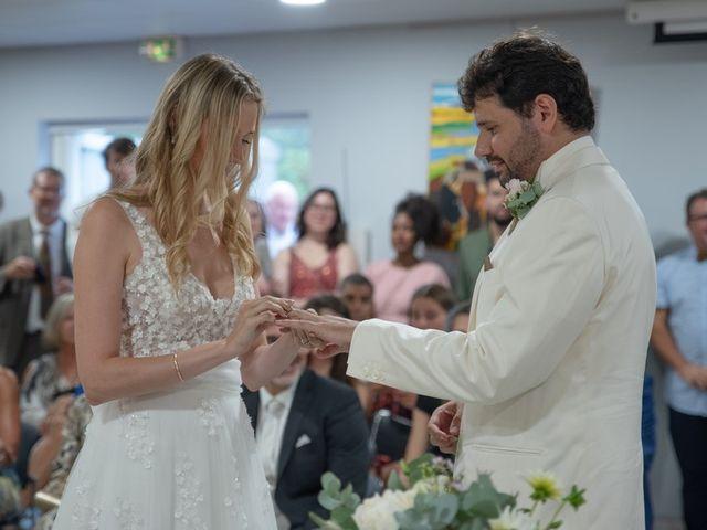 Le mariage de Mathieu et Laura à Saint-Gély-du-Fesc, Hérault 13