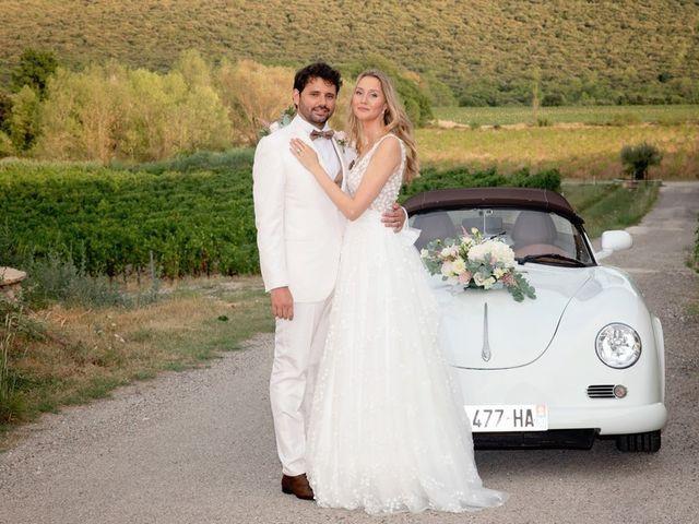 Le mariage de Mathieu et Laura à Saint-Gély-du-Fesc, Hérault 34