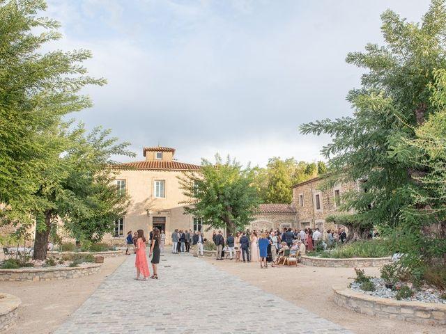 Le mariage de Mathieu et Laura à Saint-Gély-du-Fesc, Hérault 42