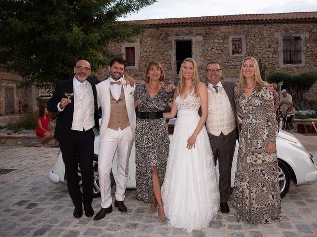 Le mariage de Mathieu et Laura à Saint-Gély-du-Fesc, Hérault 66