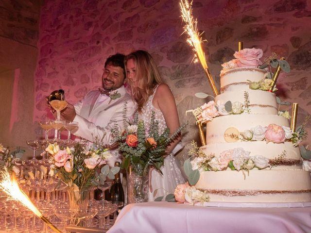 Le mariage de Mathieu et Laura à Saint-Gély-du-Fesc, Hérault 80