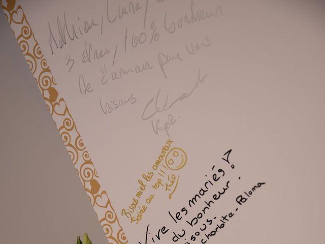 Le mariage de Mathieu et Laura à Saint-Gély-du-Fesc, Hérault 84