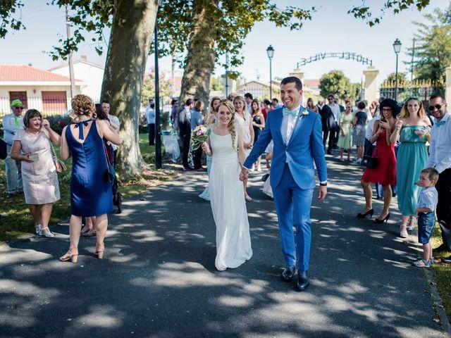 Le mariage de Vincent et Nathalie à Bordeaux, Gironde 10