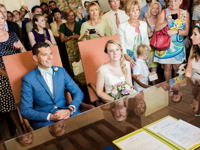 Le mariage de Vincent et Nathalie à Bordeaux, Gironde 11