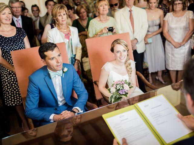 Le mariage de Vincent et Nathalie à Bordeaux, Gironde 14