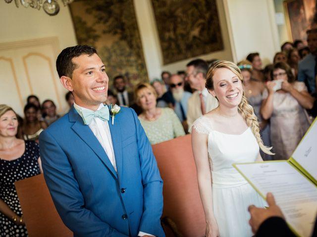 Le mariage de Vincent et Nathalie à Bordeaux, Gironde 18