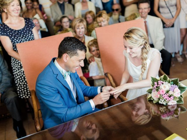 Le mariage de Vincent et Nathalie à Bordeaux, Gironde 24