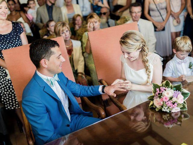 Le mariage de Vincent et Nathalie à Bordeaux, Gironde 26