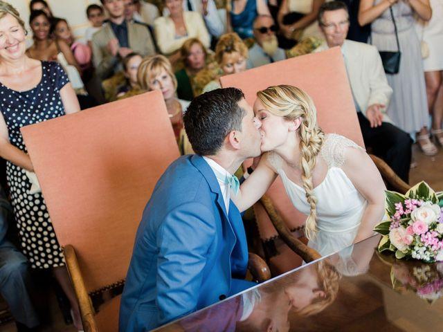 Le mariage de Vincent et Nathalie à Bordeaux, Gironde 28