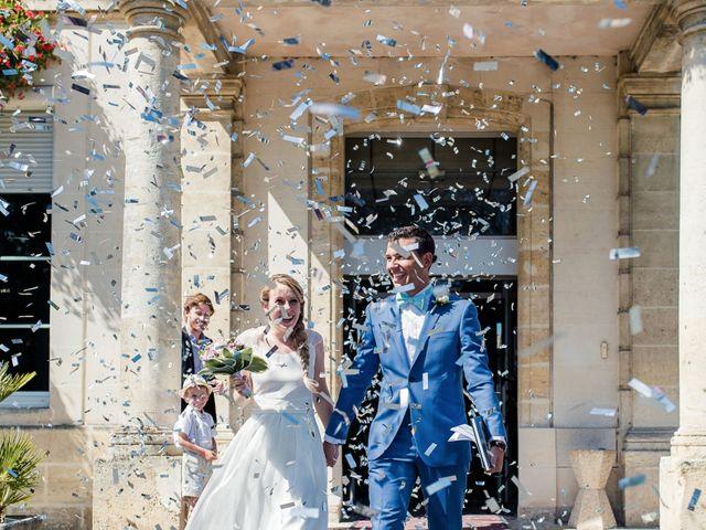 Le mariage de Vincent et Nathalie à Bordeaux, Gironde 31
