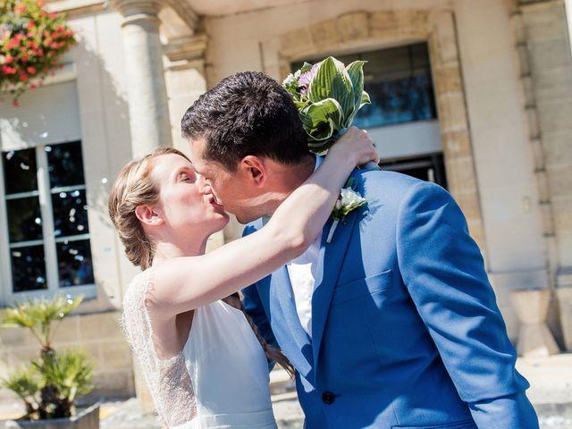 Le mariage de Vincent et Nathalie à Bordeaux, Gironde 33