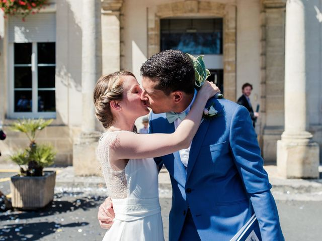Le mariage de Vincent et Nathalie à Bordeaux, Gironde 34