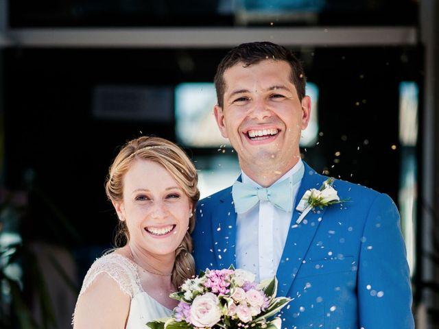 Le mariage de Vincent et Nathalie à Bordeaux, Gironde 35