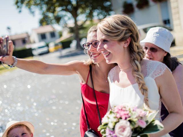 Le mariage de Vincent et Nathalie à Bordeaux, Gironde 40