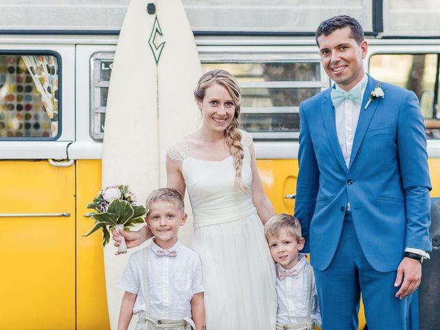 Le mariage de Vincent et Nathalie à Bordeaux, Gironde 65