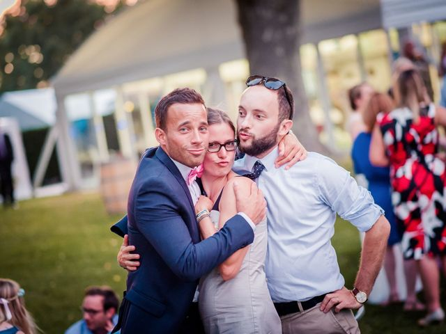 Le mariage de Vincent et Nathalie à Bordeaux, Gironde 83