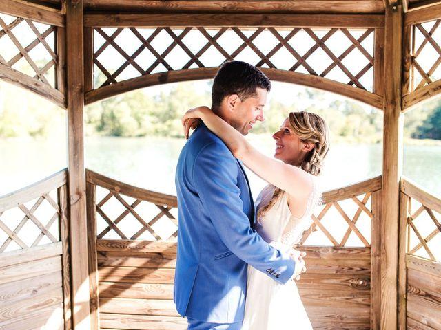 Le mariage de Vincent et Nathalie à Bordeaux, Gironde 92