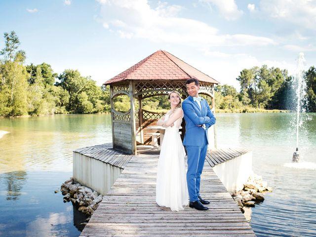 Le mariage de Vincent et Nathalie à Bordeaux, Gironde 94