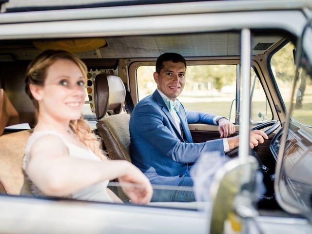 Le mariage de Vincent et Nathalie à Bordeaux, Gironde 110